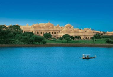 Private City Tour by Boat at The Oberoi Udaivilas Udaipur