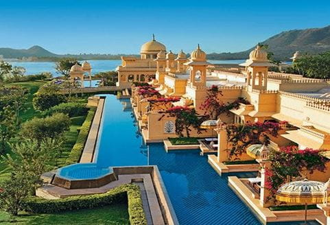 Advance Purchase Rate Offer at The Oberoi Udaivilas Udaipur