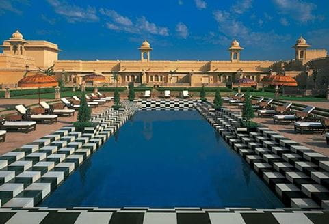 Unforgettable Getaways Offer at 5 Star Resort The Oberoi Udaivilas Udaipur