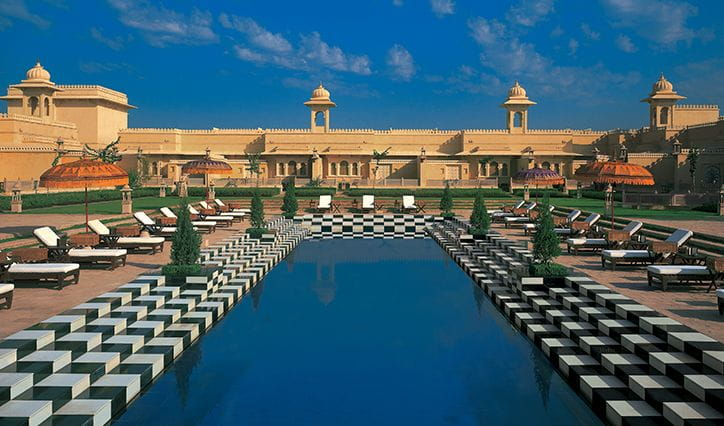Unforgettable Gateway Offer at The Oberoi Udaivilas Udaipur