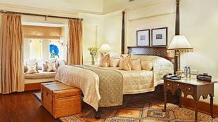 Kohinoor Suite with Private Pool at 5 Star Resort in Udaipur The Oberoi Udaivilas