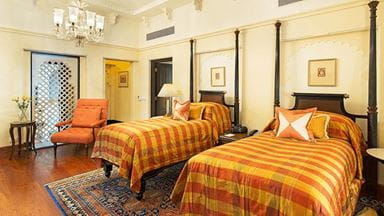 Kohinoor Suite with Private Pool at The Oberoi Udaivilas Udaipur