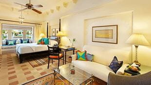 Premier Rooms with Pool View at 5 Star Resort The Oberoi Udaivilas Udaipur