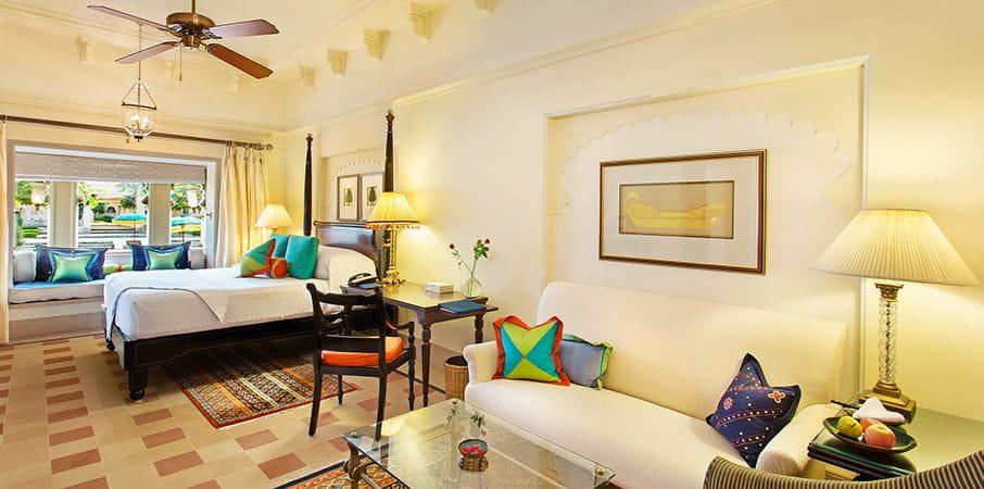 5 Star Hotels & Resorts in Udaipur near Lake Pichola   The