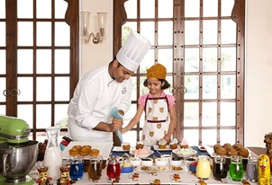 Children's Activities Experience at The Oberoi Vanyavilas, Ranthambhore