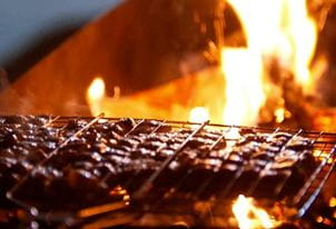 Grill by the Starlight Experience at The Oberoi Vanyavilas Ranthambhore