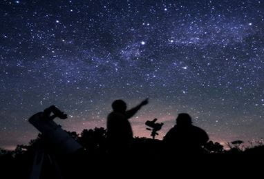 Star Gazing Experience at The Oberoi Vanyavilas Ranthambhore