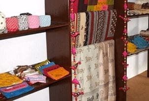 Visit to Dhonk Craft Experience at The Oberoi Vanyavilas Ranthambhore