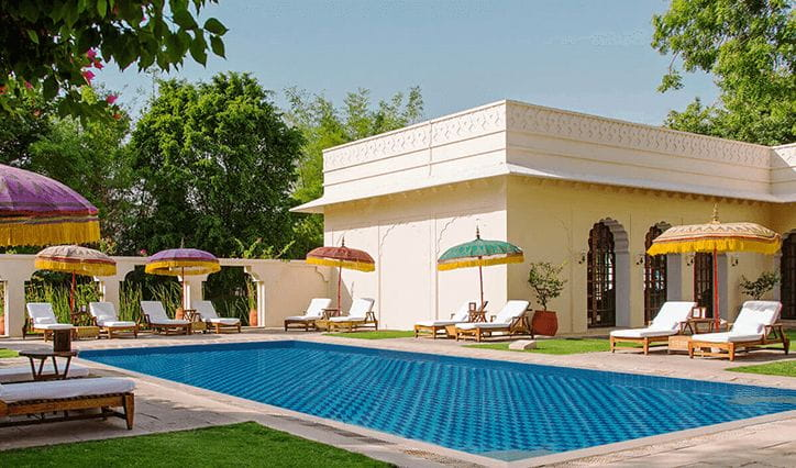 Unforgettable Holidays Offer at The Oberoi Vanyavilas Ranthambhore
