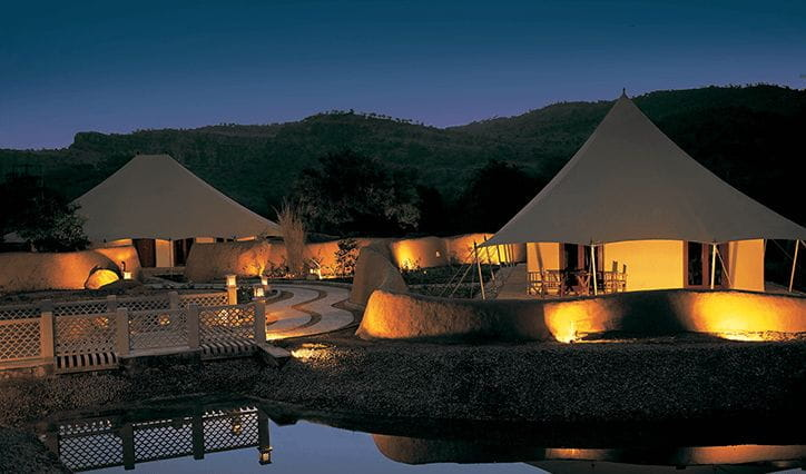 5 Star Hotels in Ranthambhore