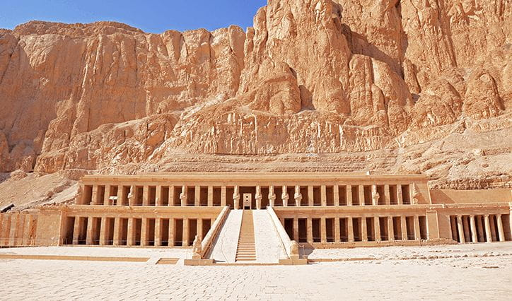 Mortuary Temple of Hatshepsut, Zahra