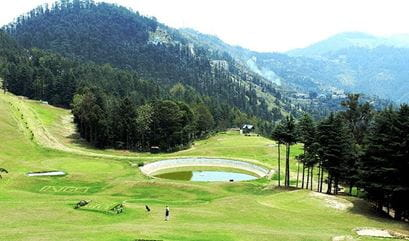 Naldhera Golf Course Shimla