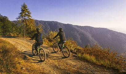 Mountain Biking Experience at The Oberoi Wildflower Hall Shimla