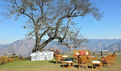 Picnic at the Peak with The Oberoi Wildflower Hall Shimla
