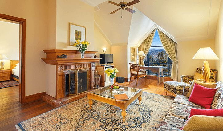 Advance Purchase Rate offer at The Oberoi Wildflower Hall Shimla