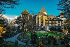Exotic Vacation Offer at The Oberoi Wildflower Hall Shimla