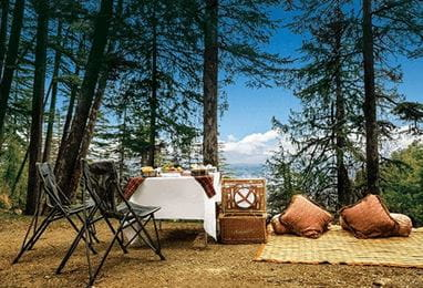 Himalayan Vacation Offer at 5 Star Resorts The Oberoi Wildflower Hall Shimla
