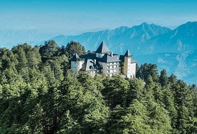 Himalayan Vacation Offer at The Oberoi Wildflower Hall Shimla