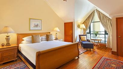 Deluxe Suite, The Oberoi Wildflower Hall Shimla