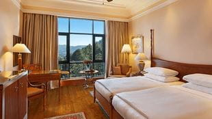 Premier Mountain View Rooms, The Oberoi Wildflower Hall Shimla