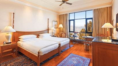 Premier Valley View Rooms, The Oberoi Wildflower Hall Shimla