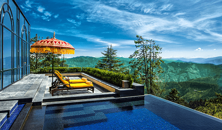 Himalayan Escape Offer at The Oberoi Wildflower Hall Shimla