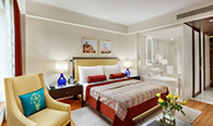 Deluxe Hotel Rooms at The Oberoi, New Delhi