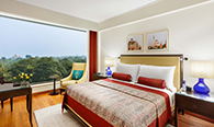 Luxury Hotel Rooms at The Oberoi, New Delhi