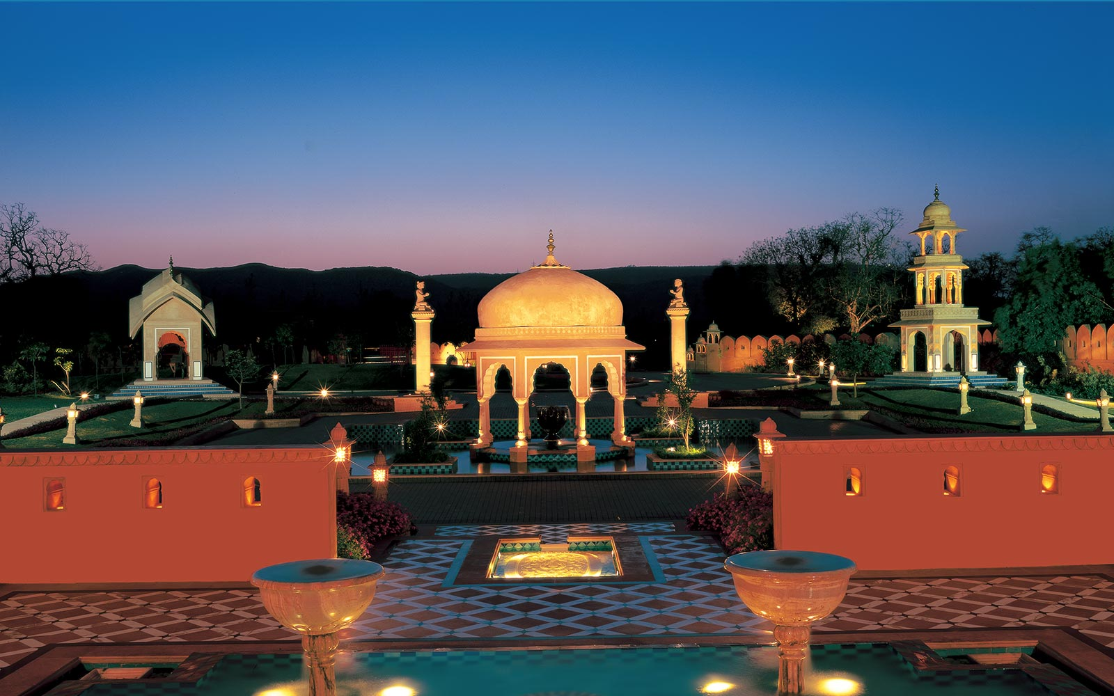 Luxury Hotels In India Indonesia Mauritius Egypt The Uae Oberoi Resorts