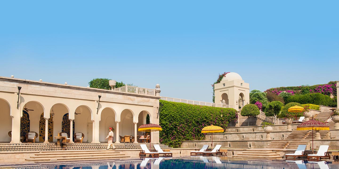 The Lobby | The Oberoi, Amarvilas - Luxury Hotels in Agra