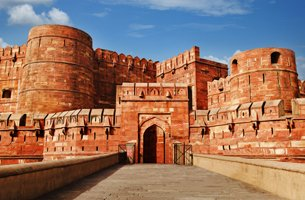 Agra Fort - Weekend Getaways in Agra