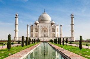 Taj Mahal - Weekend Getaways in Agra