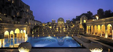 Corporate event venue at The Oberoi Amarvilas, Agra