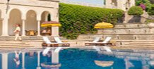 Swimming Pool at The Oberoi, Amarvilas - Luxury Hotels in Agra