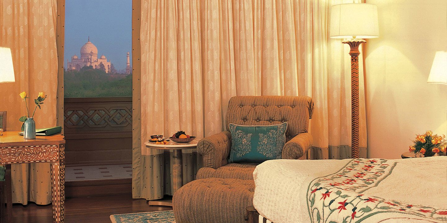 Kohinoor Suite - Living Room | The Oberoi, Amarvilas