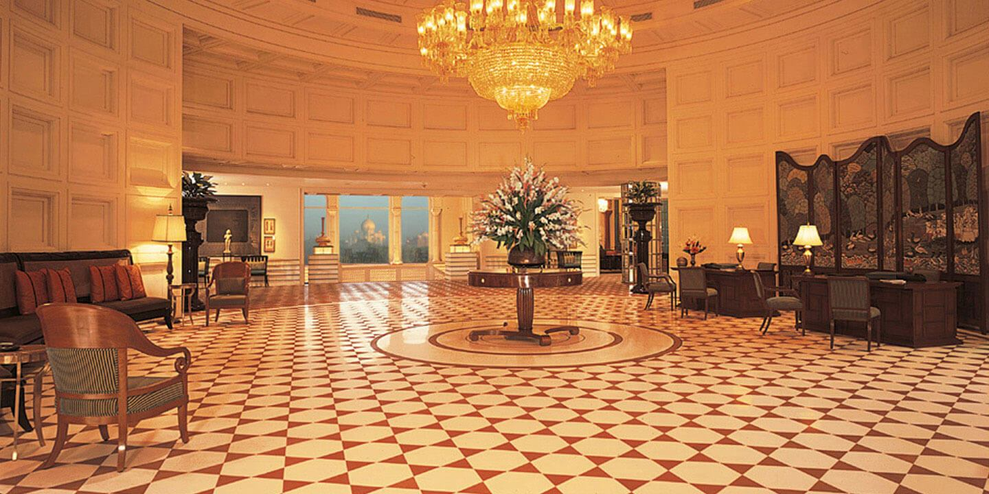 5 Star Hotels in Agra | The Oberoi Amarvilas, Agra