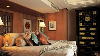 Kohinoor Suite - Bedroom | The Oberoi Amarvilas, Agra