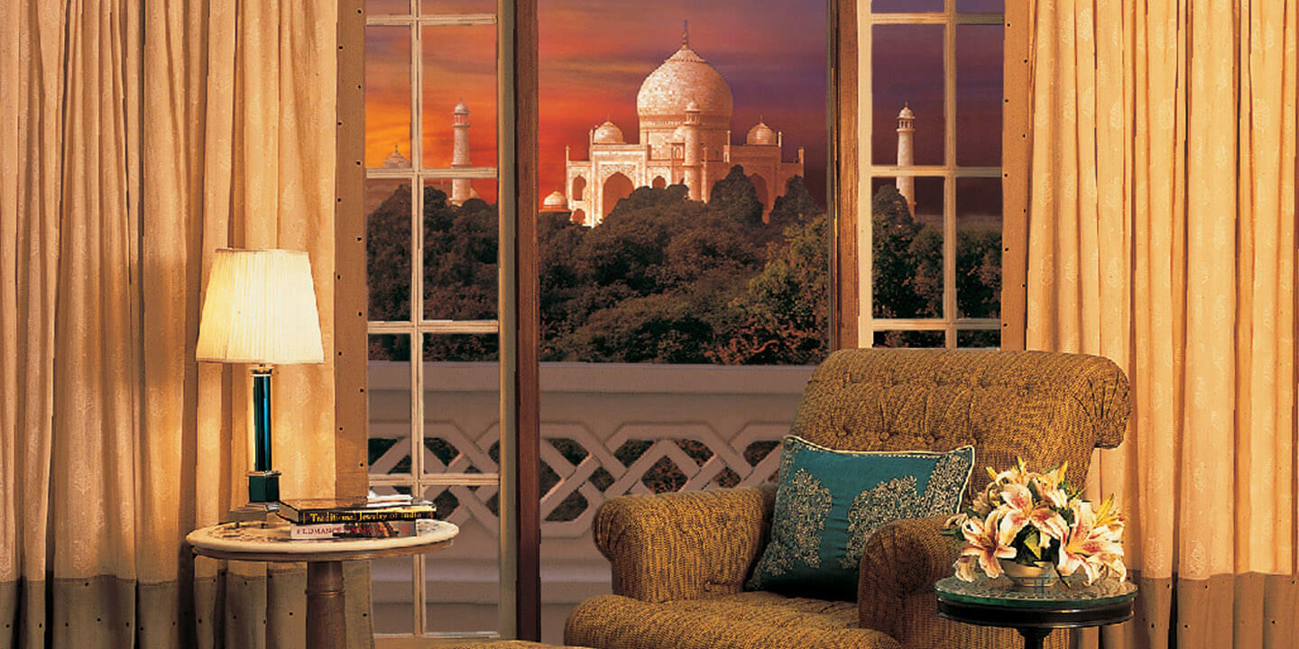 Luxury Suite at The Oberoi Amarvilas, Agra