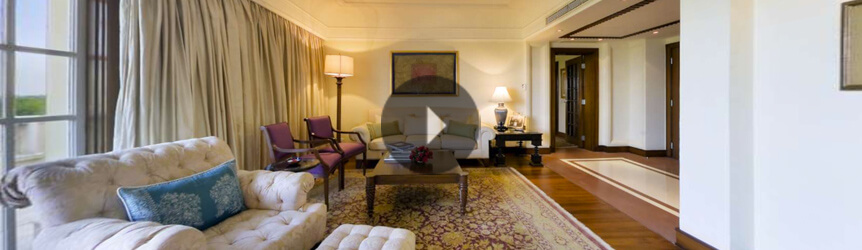 Take a 360° View of Luxury Suite at The Oberoi Amarvilas, Agra