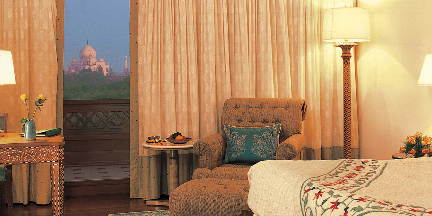 Premier Hotel Room at The Oberoi Amarvilas, Agra