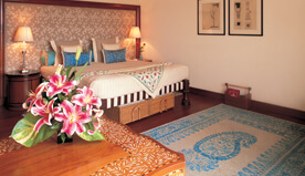 Mughal Inspired Design - Premier Room | The Oberoi Amarvilas, Agra