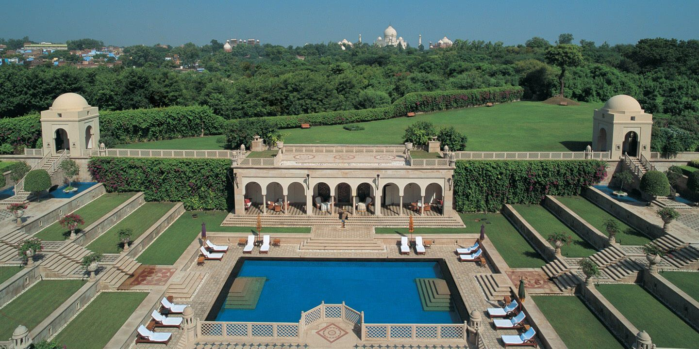 Swimming Pool | The Oberoi Amarvilas