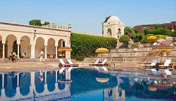Unforgettable Holidays at The Oberoi, Amarvilas