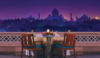 Valentine's Day at The Oberoi, Amarvilas