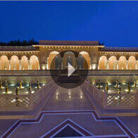 360° View of The Colonnade at The Oberoi Amarvilas, Agra