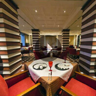 360° View of The Esphahan Restaurant At Oberoi Amarvilas, Agra