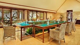 30 Seater Meeting Room - Business Conference / Meeting Venues at The Oberoi, Bali