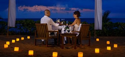 Exotic Candlelight Seminyak Beach Dinner Under The Stars - Dining Experience With The Oberoi, Bali