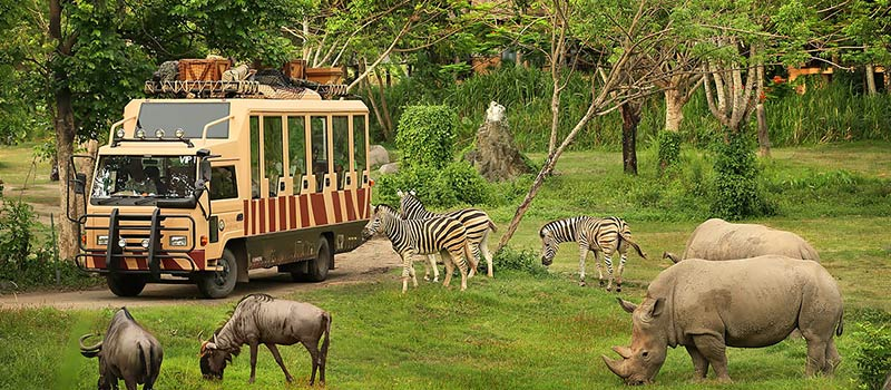 Bali Safari and Marine Park at The Oberoi, Bali