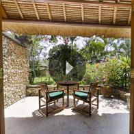 Take a 360° View of The Luxury Lanai Rooms - The Oberoi, Bali